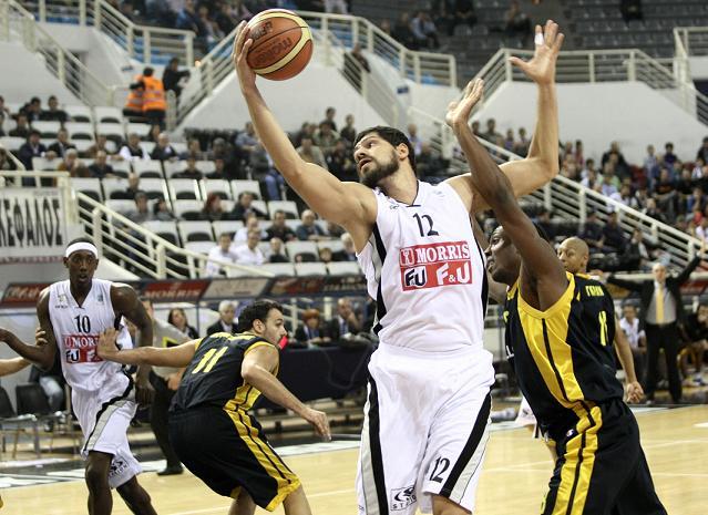 Прогноз матча по баскетболу Арис ПАОК