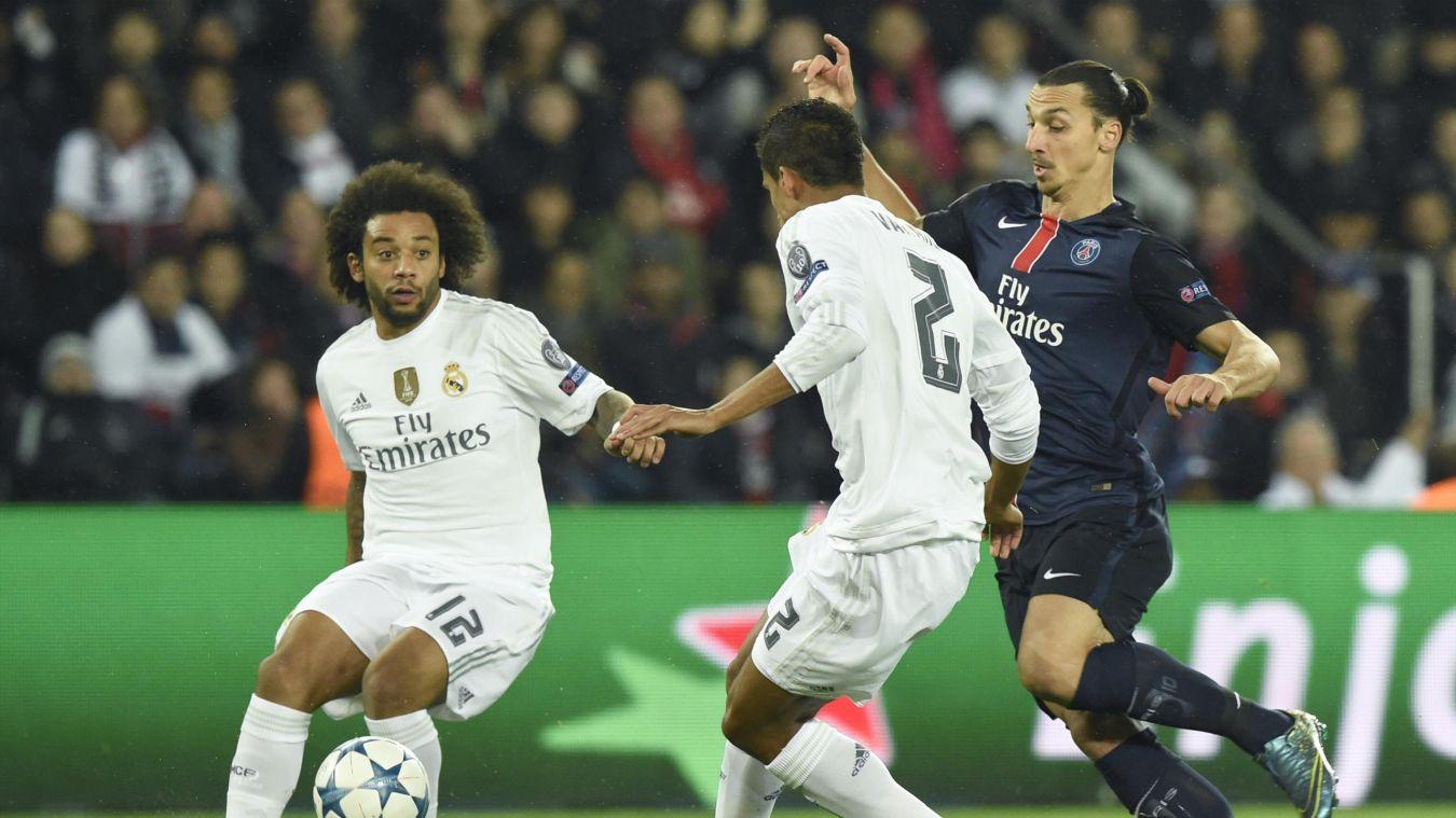 Реал Мадрид - ПСЖ 03.11.2015 Реал Мадрид - ПСЖ 03.11.15