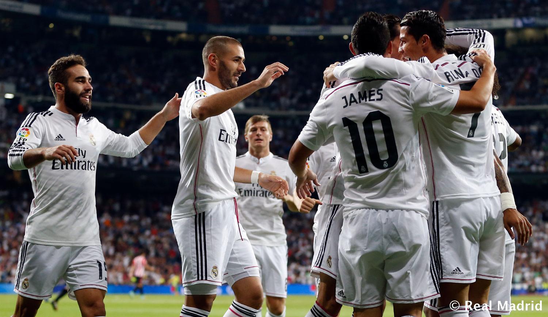 Ставки на футбол на Реал М — Депортиво. Ставки на чемпионат Испании 10 Декабря 2016