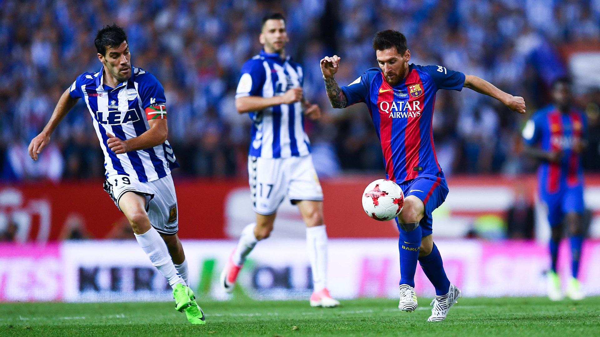 Примера. Прогноз на матч Барселона — Депортиво