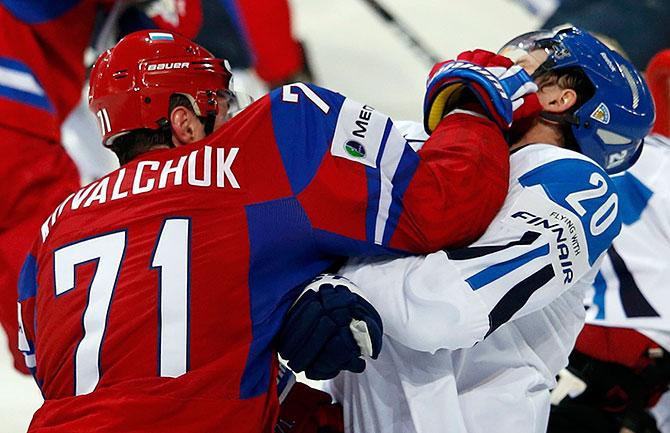 хоккей букмекеры финляндия россия
