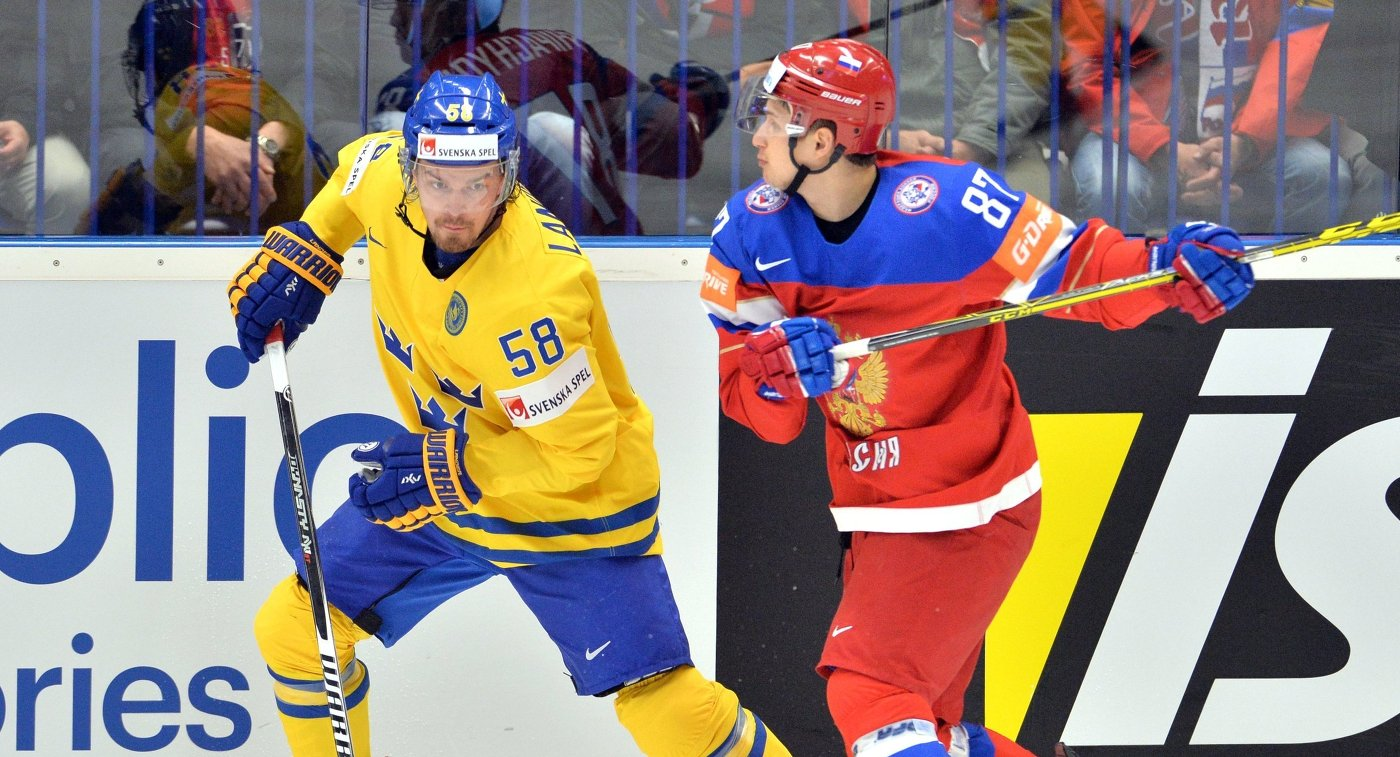 Ставки на хоккей на Швеция – Чехия. Ставки на чемпионат Мира по хоккею 2016