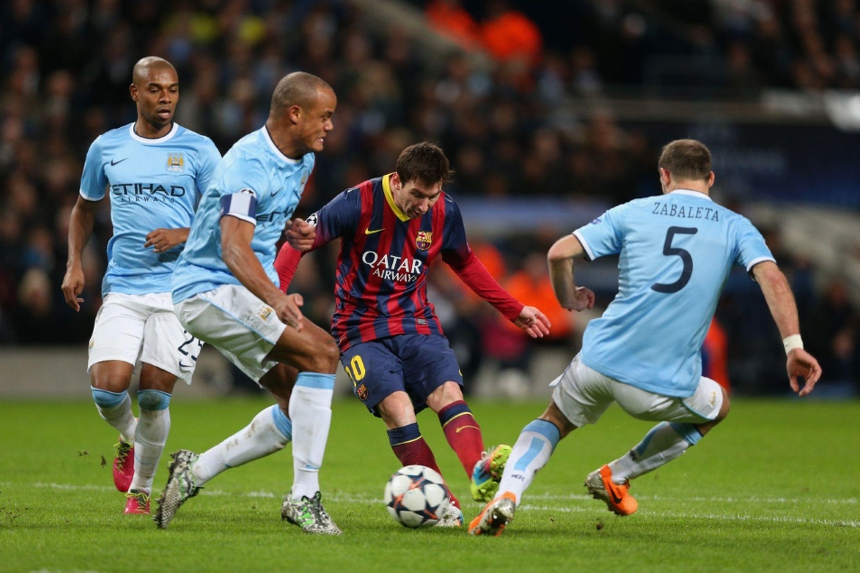 Барселона – Манчестер Сити прогноз на матч Лиги чемпионов