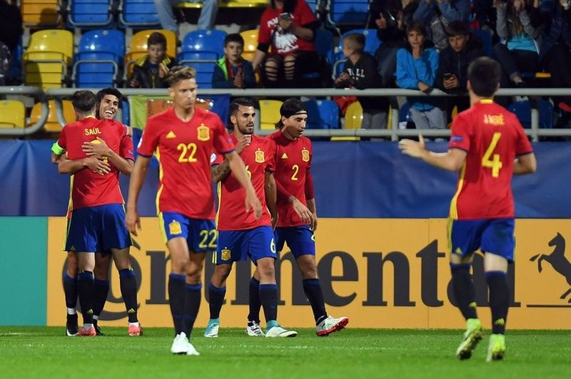 Молодежный чемпионат испании по футболу