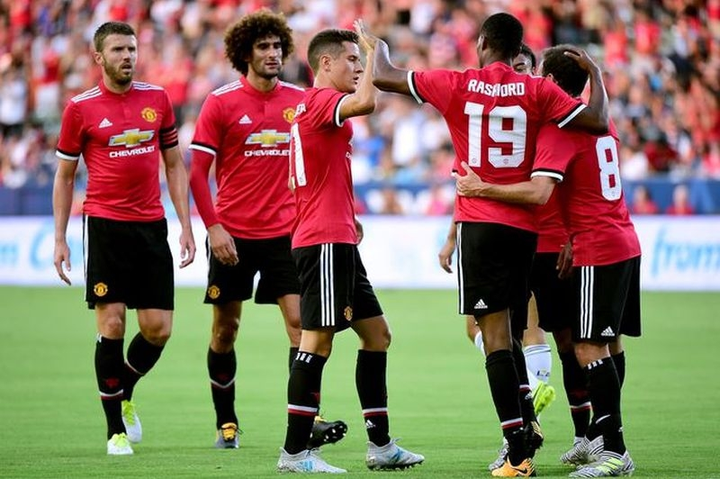 Манчестер юнайтед все матчи клуба